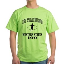 In Training Western States 100 T-Shirt
