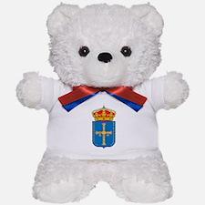 Unique Region Teddy Bear