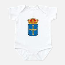 Cool Region Infant Bodysuit