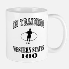 In Training Western States 100 Mug