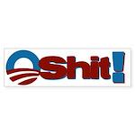 O Shit! Bumper Sticker (10 pk)