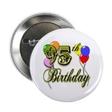 95 birthday Buttons