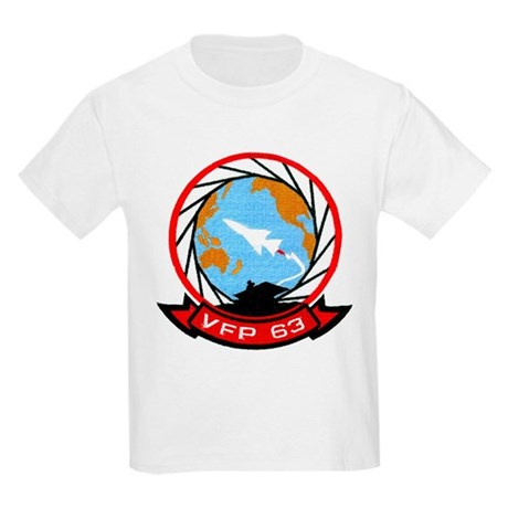 VFP 63 Eyes of the Fleet Kids Light T-Shirt