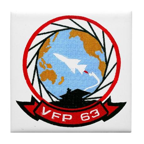 VFP 63 Eyes of the Fleet Tile Coaster