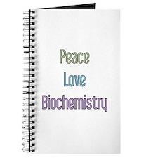 Biochemist Gift Journal