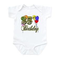 35th Birthday Infant Bodysuit