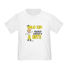Bald 4 Childhood Cancer (SFT) T