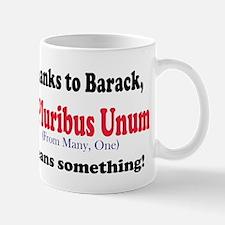 E. Pluribus Unum Mug