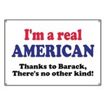 Real American Banner