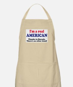 Real American BBQ Apron