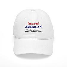 Real American Baseball Cap