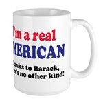 Real American Large Mug