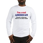 Real American Long Sleeve T-Shirt