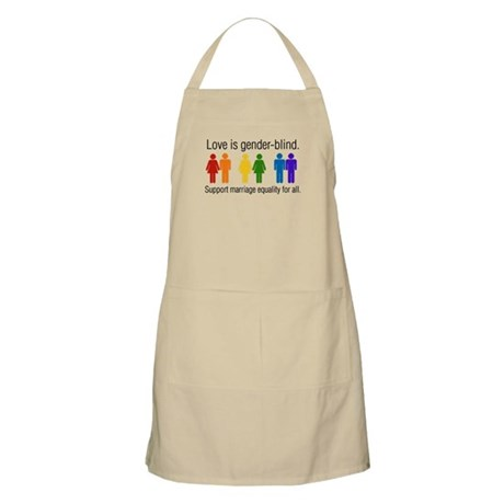 Marriage Equality BBQ Apron