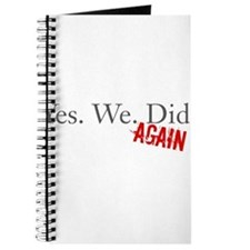 Yes We Did Journal