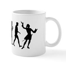 Evolution of Acting Mug