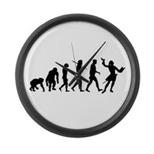 Evolution of Acting Large Wall Clock