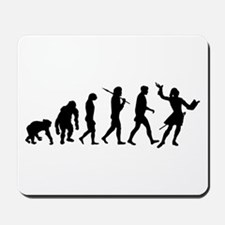 Evolution of Acting Mousepad