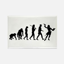 Evolution of Acting Rectangle Magnet (10 pack)