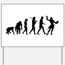 Evolution of Acting Yard Sign