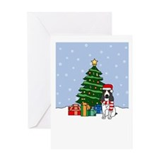ESS Howling Holiday Greeting Card