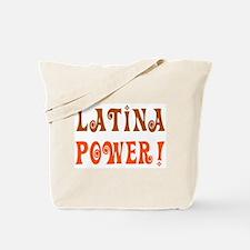 Latina Power! Tote Bag