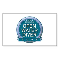 http://i3.cpcache.com/product/327289462/open_water_diver_2009_rectangle_decal.jpg?color=White&height=240&width=240