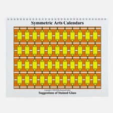 Suggestions Of Stained Glass Wall Calendar