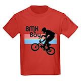 Bmx bike Kids T-shirts (Dark)