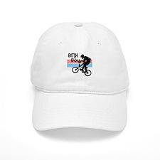 1980s BMX Boy Baseball Cap