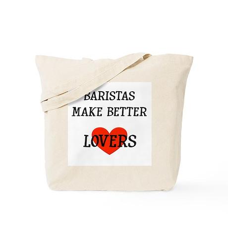 Barista Gift Tote Bag