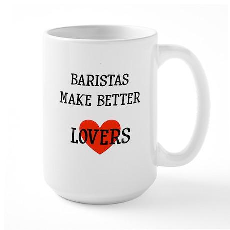 Barista Gift Large Mug