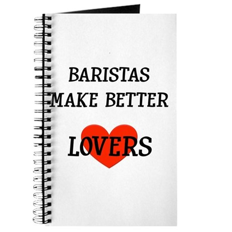 Barista Gift Journal