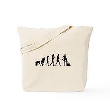 Lumberjack Logger Tote Bag