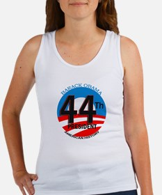 Cute Chicago obama Women's Tank Top