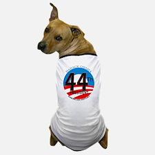 Funny Obama history Dog T-Shirt