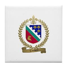 LAMBERT Family Tile Coaster