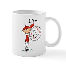 Baseball I'm 1 Mug