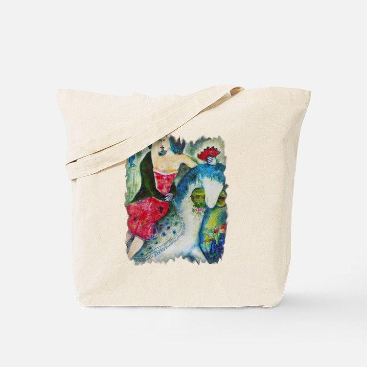 Cute Fauvism Tote Bag