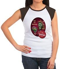 BRAIN JUICE! full ad Women's Cap Sleeve T-Shirt