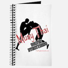 Muay Thai Solves Everything Journal