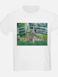 Bridge/Std Poodle silver) T-Shirt
