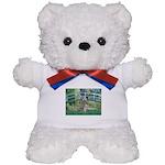 Bridge/Std Poodle silver) Teddy Bear
