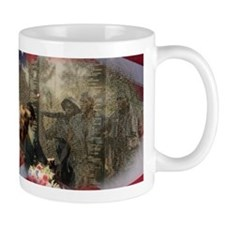 Vietnam Veterans' Memorial Coffee Mug