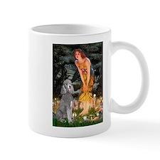 Midsummer/Std Poodle (silver) Mug