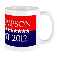 Funny Fred thompson for president Mug