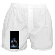 fantasy castle Boxer Shorts