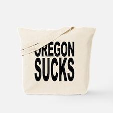 Oregon Sucks Tote Bag
