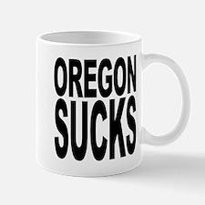 Oregon Sucks Mug