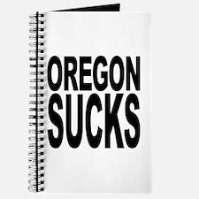 Oregon Sucks Journal